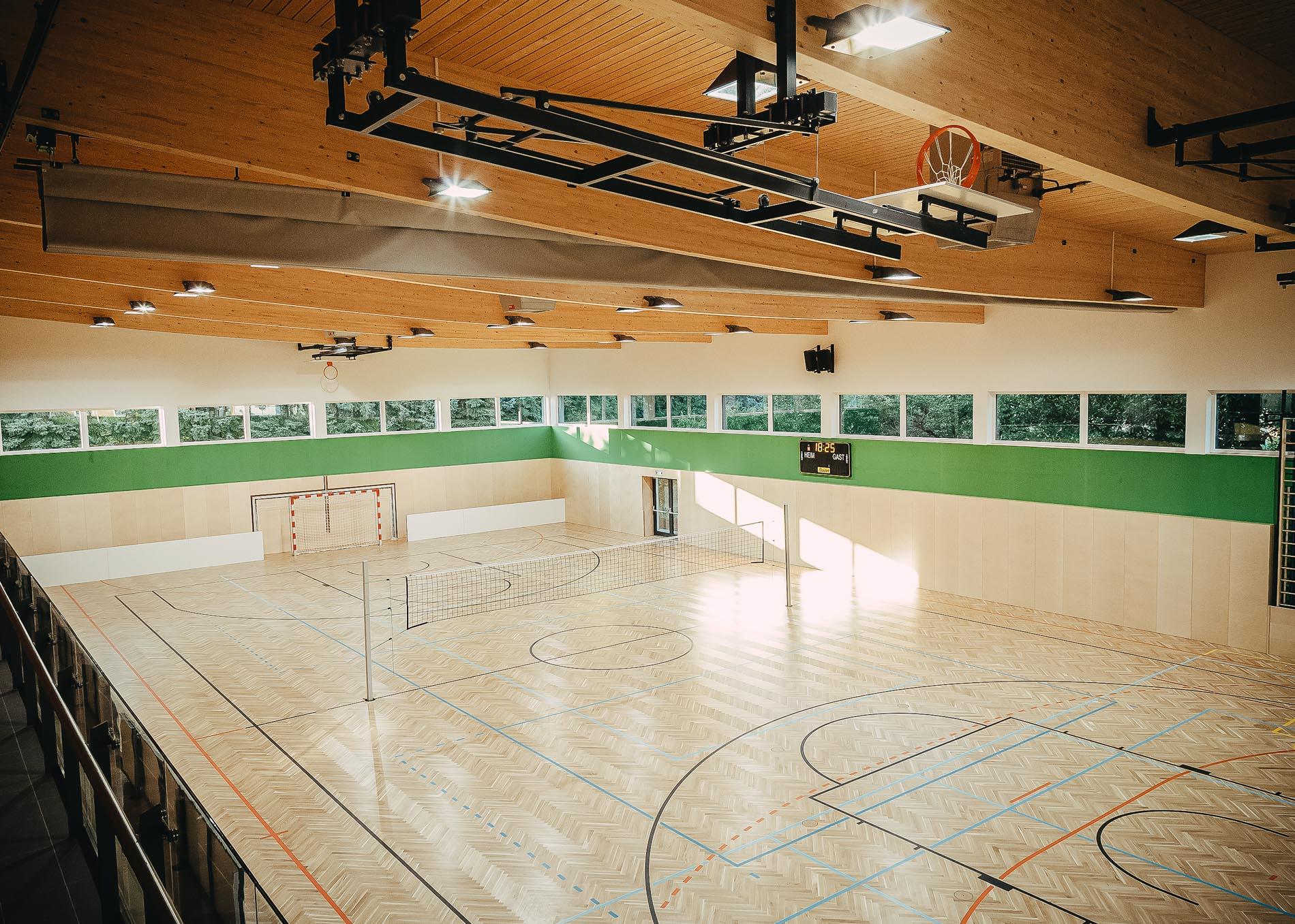 Turnhalle-Musikschule Kilb (1)