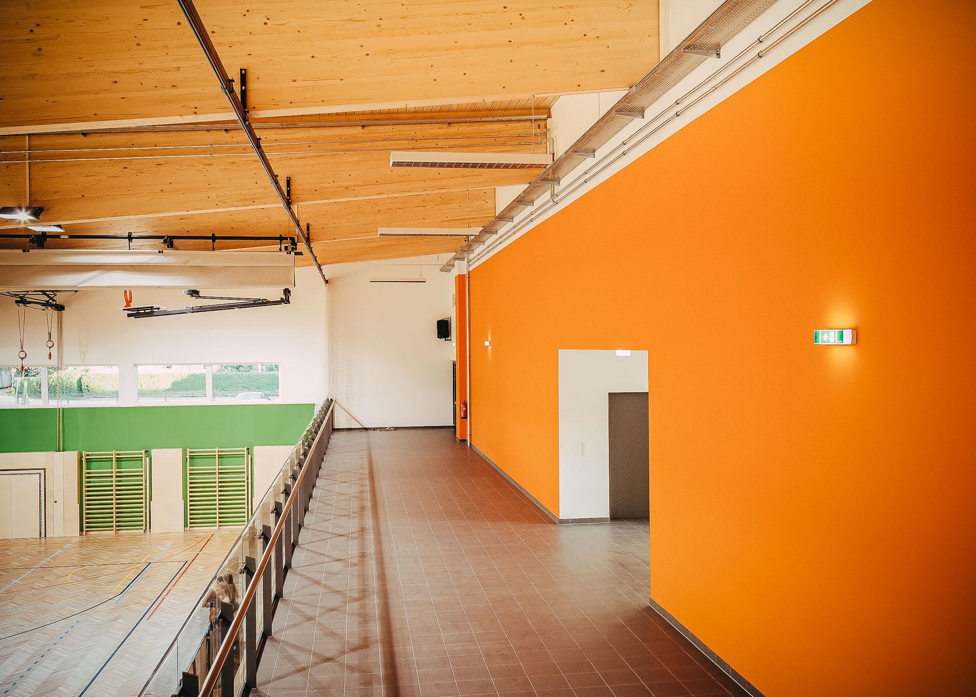Turnhalle-Musikschule Kilb (2)